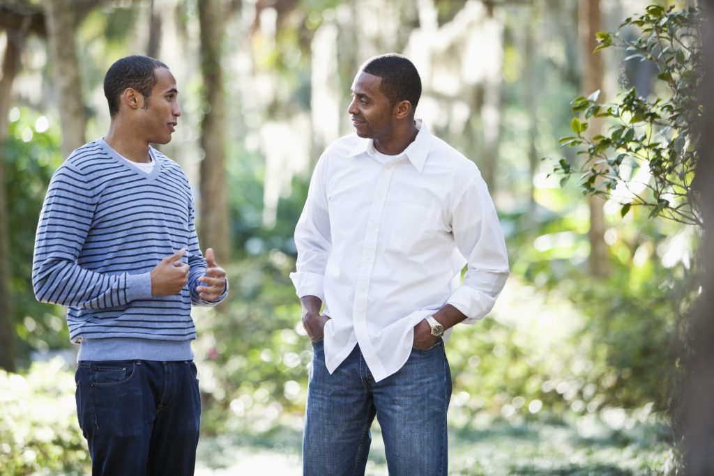 walking and talking: a new approach to community behavioral health